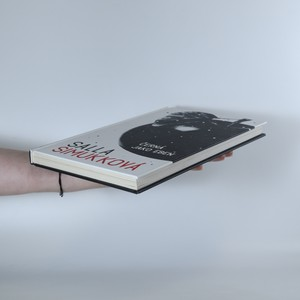 antikvární kniha Černá jako eben, 2015