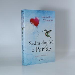 náhled knihy - Sedm dopisů z Paříže
