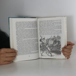 antikvární kniha Návrat velbloudích stíhaček, neuveden