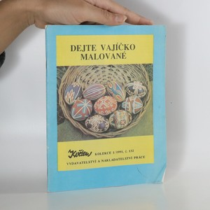 náhled knihy - Dejte vajíčko malované