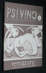 náhled knihy - Psí víno, číslo 26, ročník VII.