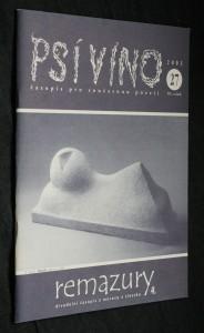 náhled knihy - Psí víno, číslo 27, ročník VII.