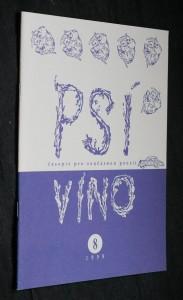náhled knihy - Psí víno, číslo 8