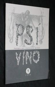 náhled knihy - Psí víno, číslo 9