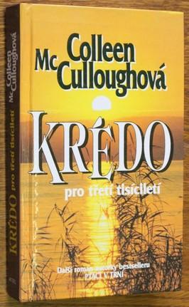 náhled knihy - Krédo pro třetí tisíciletí
