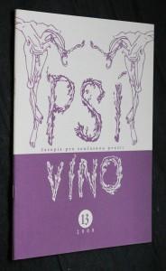 náhled knihy - Psí víno, číslo 13