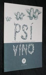 náhled knihy - Psí víno, číslo 15