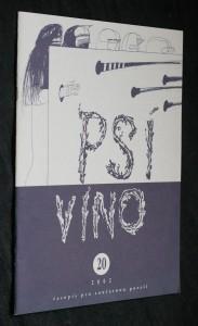 náhled knihy - Psí víno, číslo 20