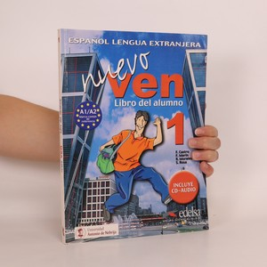 náhled knihy - Nuevo Ven 1. Libro del alumno. Espanol lengua extranjera