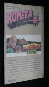 náhled knihy - Kometa, obrázkové seriály pro chlapce a děvčata