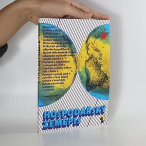 náhled knihy - Hospodářský zeměpis 1