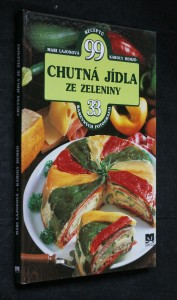 náhled knihy - Chutná jídla ze zeleniny