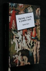 náhled knihy - Zápisky lékaře z pozdní noci