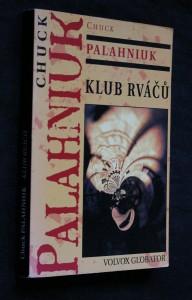 náhled knihy - Klub rváčů