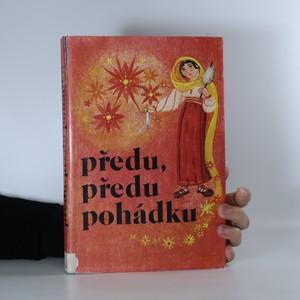 náhled knihy - Předu, předu pohádku