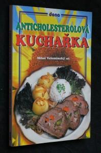 náhled knihy - Anticholesterolová kuchařka