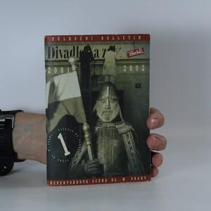náhled knihy - Divadlo na zábradlí. 2001. 2002.