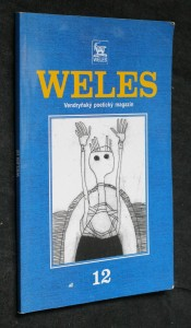 náhled knihy - Weles: Vendryňský poetický magazín, číslo 12