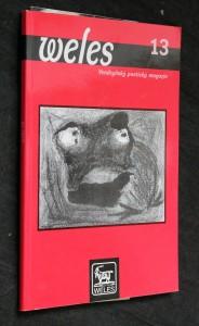 náhled knihy - Weles: Vendryňský poetický magazín, číslo 13