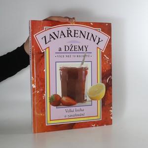 náhled knihy - Zavařeniny a džemy