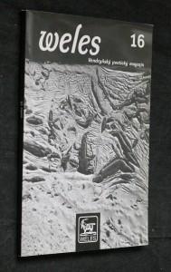 náhled knihy - Weles: Vendryňský poetický magazín, číslo 16
