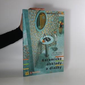 náhled knihy - Keramické obklady a dlažby
