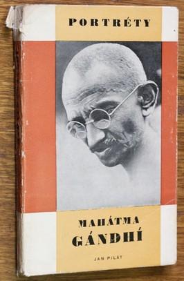 náhled knihy - Mahátma Gándhí