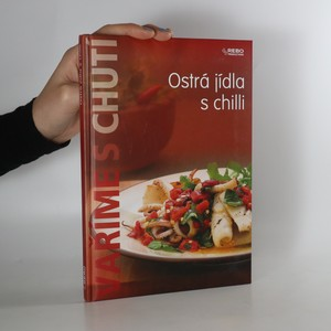 náhled knihy - Ostrá jídla s chilli