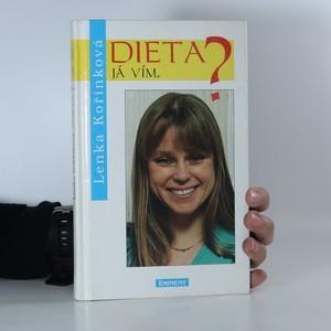 náhled knihy - Dieta?Já vím
