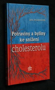 náhled knihy - Potraviny a byliny ke snížení cholesterolu