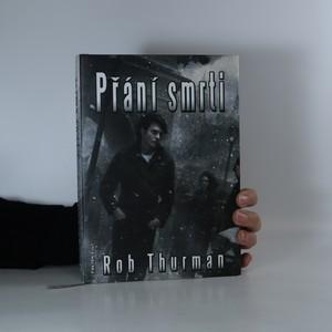 náhled knihy - Přání smrti