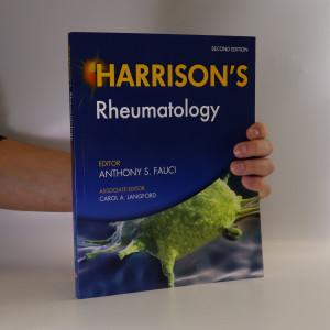 náhled knihy - Harrison's Rheumatology