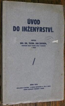 náhled knihy - Úvod do inženýrství
