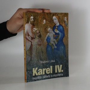 náhled knihy - Karel IV. Největší záhady a mysteria