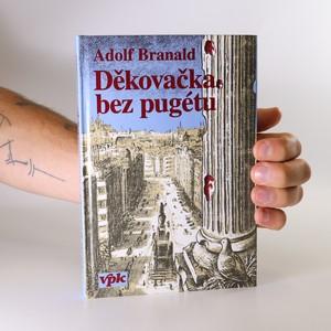 náhled knihy - Děkovačka bez pugétu