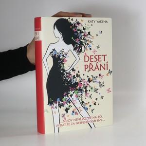 náhled knihy - Deset přání... Nikdy není pozdě na to, vydat se za nesplněnými sny...