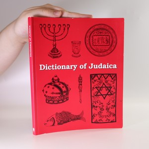 náhled knihy - Dictionary of Judaica