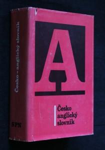 náhled knihy - Česko-anglický slovník = Czech-English dictionary