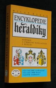 náhled knihy - Encyklopedie heraldiky : světská a církevní titulatura a reálie
