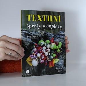 náhled knihy - Textilní šperky a doplňky