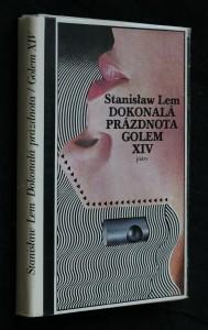 náhled knihy - Dokonalá prázdnota ; Golem XIV