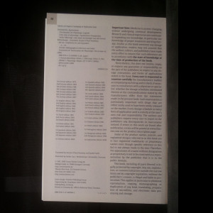 antikvární kniha Color atlas of physiology, 2009