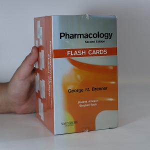 náhled knihy - Pharmacology flash cards