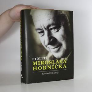 náhled knihy - Století Miroslava Horníčka