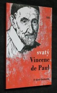 náhled knihy - Svatý Vincenc de Paul