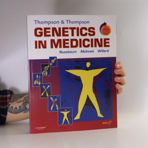 náhled knihy - Thompson & Thompson genetics in medicine