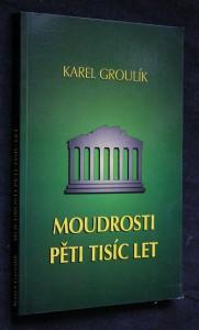 náhled knihy - Moudrosti pěti tisíc let