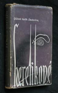 náhled knihy - Heretikové