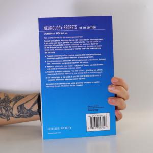 antikvární kniha Neurology secrets, neuveden