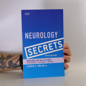 náhled knihy - Neurology secrets